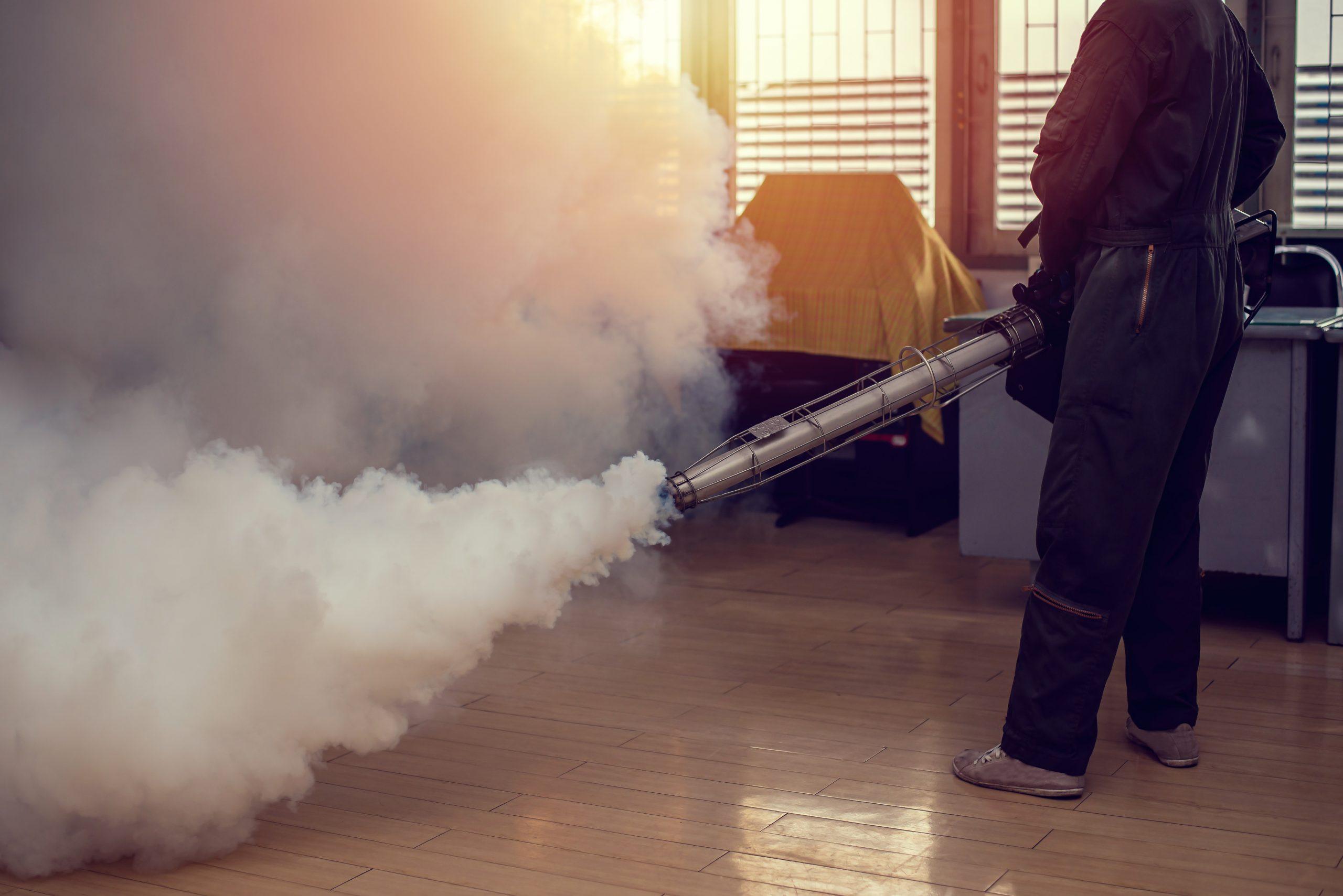 Modern Pest-Control Techniques